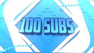 HAPPY 1OO SUBS! THANK YOU ALL!