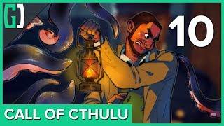 [10] Call of Cthulhu (2018) w/ GaLm