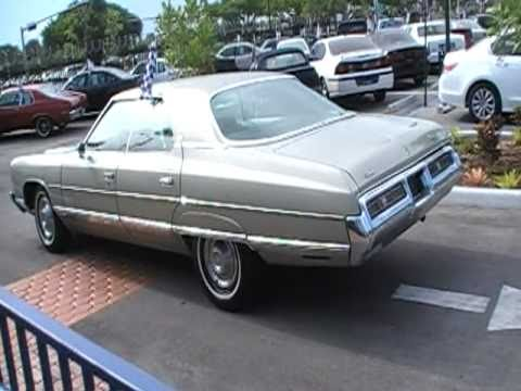1972 CAPRICE FOR SALE @ KARCONNECTIONINC COM IN MIAMI