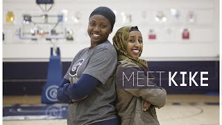 KIKE: Georgetown's First Hijabi Basketball Player