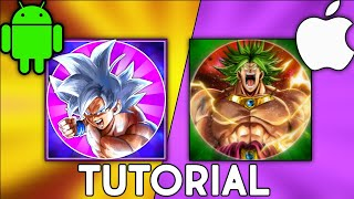 How To Make A Dragon Ball Profile Picture On Android & Ios! | Tutorial