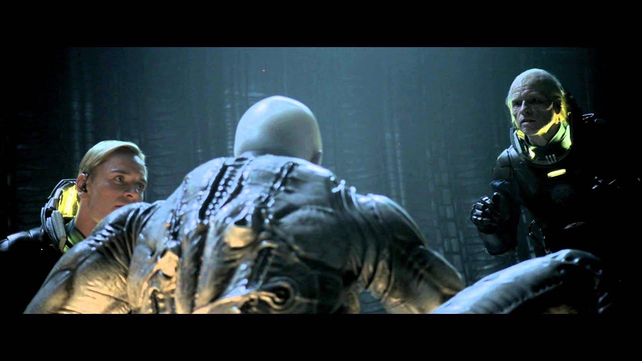 Prometheus Alternate Scene: