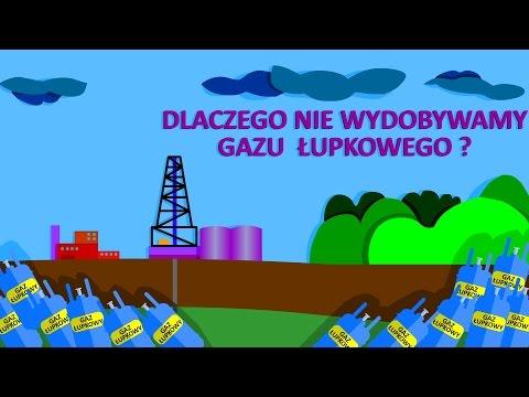 WMP #1 Dlaczego nie wydobywamy gazu łupkowego? (Gaz z łupków)
