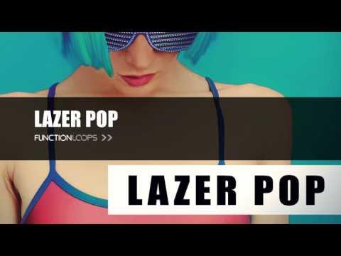 LAZER POP - Sample Pack inspired by Major Lazer, Dj Snake and alike