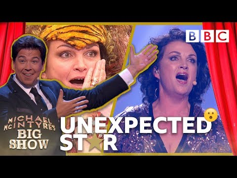 Unexpected Star: Stella - Michael McIntyre's Big Show: Series 3 Episode 1 - BBC One