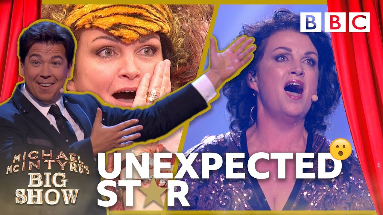 Download Unexpected Star: Stella - Michael McIntyre's Big Show: Series 3 Episode 1 - BBC One