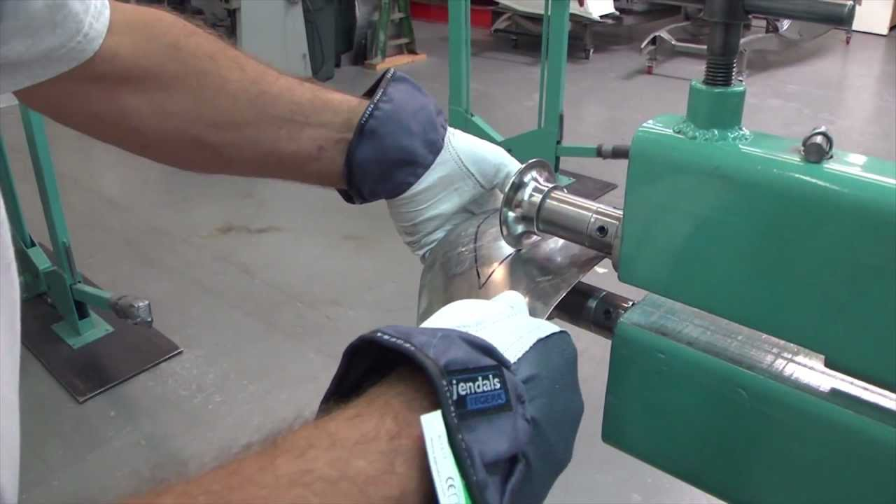 Metal Shaping With Lazze Complex Part Fabricated By