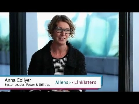 Anna Collyer - Power & Utilities sector leader