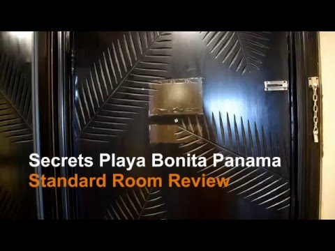 Secrets Playa Bonia Panama: Standard Room Review