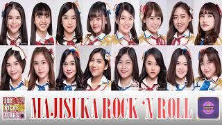 【Lirik】Majisuka Rock 'n Roll - JKT48