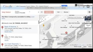 How to Find Duplicate Google Plus Pages Using MapMaker