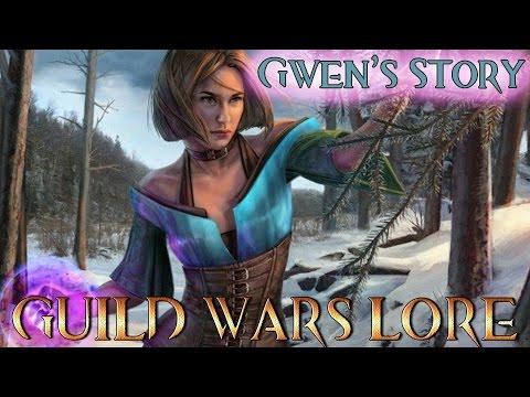 Guild Wars Lore - Gwen