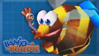 Challenged to Build Every Banjo-Kazooie \u0026 Tooie Transformation! • Banjo-Buildie