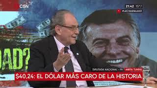 13-09-2018 - Carlos Heller en C5N - M1, con Gustavo Sylvestre – Lo que perdieron los jubilados