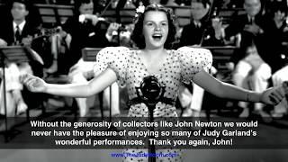Judy Garland - Hold That Bulldog - Previously Unreleased w/Jack Oakie, Georgie Stoll, Benny Goodman