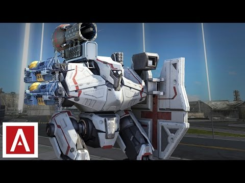 War Robots [WR] - Galahad Taran/Magnums