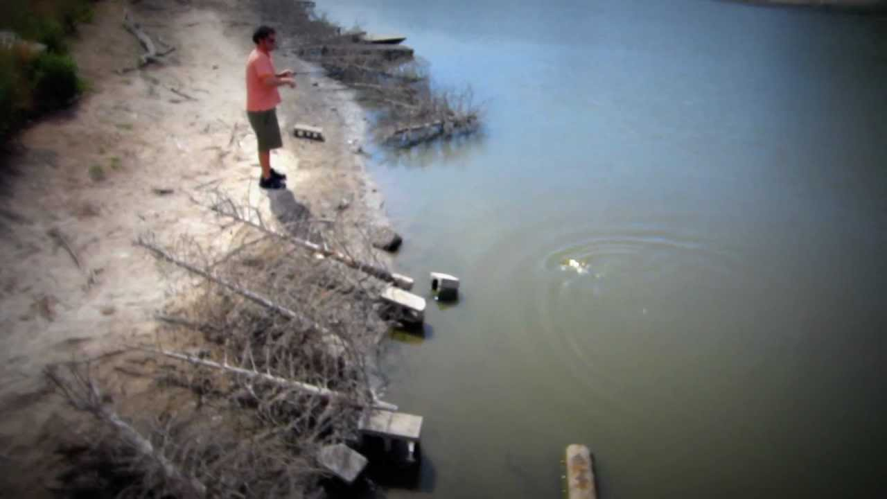 Kansas carp fishing youtube for Ks fishing license