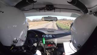 Best-Of Onboard Franche Comté 2016 - Notre premier Rallye - P.SANTOS / B.CAPELLI - Honda Civic 1600