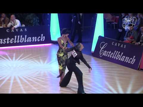 2014 Int Open Latin Cambrils, ESP | The Final Reel | DanceSport Total