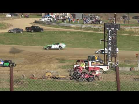 Brushcreek Motorsports Complex | 11/4/18 | Sport Mod Heat 1