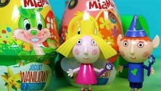 Małe królestwo Bena i Holly • Wielkanocne niespodzianki • bajka po polsku