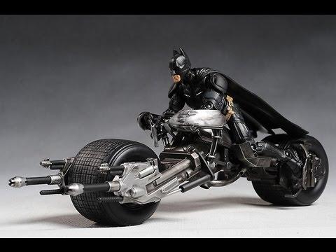 The dark knight batpod toy - photo#36