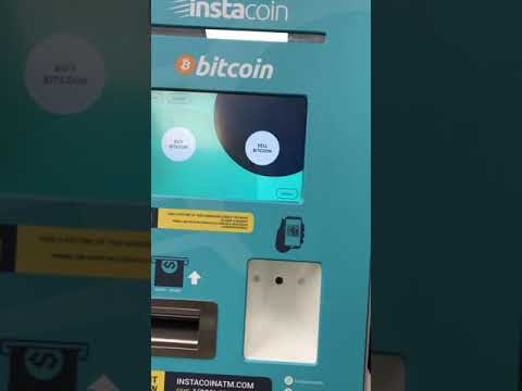 Bitcoin ATM For Real In Toronto Canada