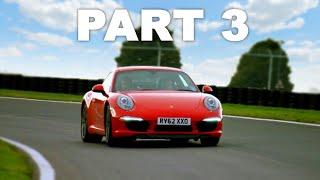 Porsche 911 Carrera S vs BMW M6: Part 3 - Fifth Gear