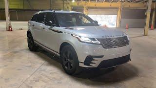 2020 Land Rover Range Rover Ve…