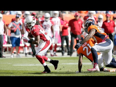 Logan Thomas threads the needle to Andre Ellington for an 81-yard TD (Week 5, 2014)