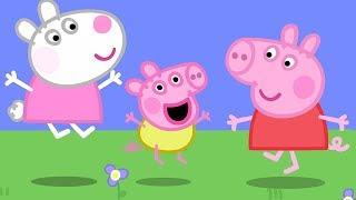 Peppa Pig en Español Episodios completos | Bebés de aventura con Peppa Pig | Pepa la cerdita