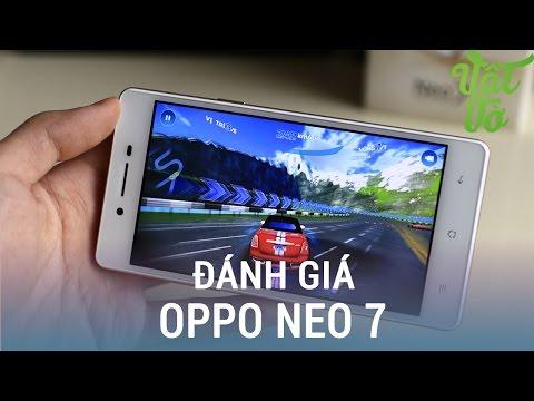 Vật Vờ| Đánh giá chi tiết OPPO Neo 7: dành cho phái đẹp