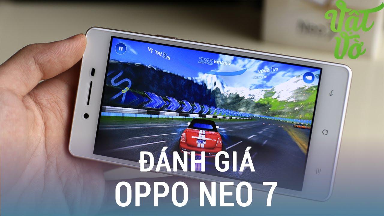 Vật Vờ  Đánh giá chi tiết OPPO Neo 7: dành cho phái đẹp