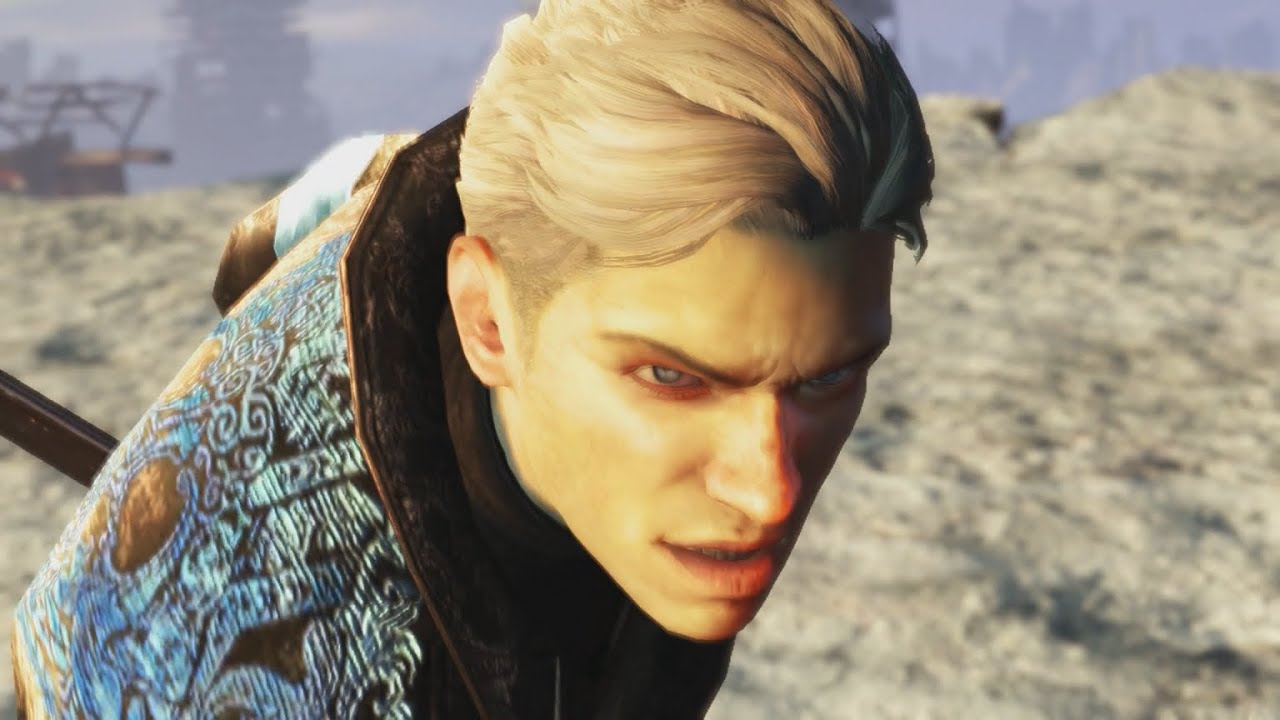 Vergil dmc devil may cry devious intent youtube voltagebd Images