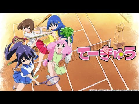 【Teekyuu】Season 1 Full - Episodes 1 - 12 - English Subtitled