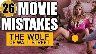 26 Mistakes of THE WOLF OF WALL STREET You Didn't Notice