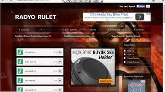 radyo rulet, Sid Ekle