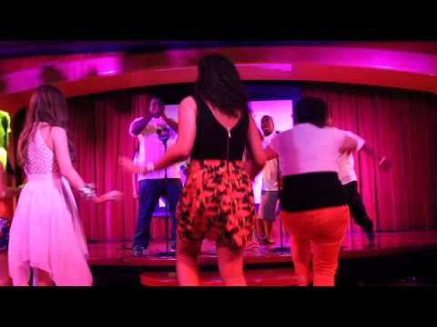 "The Crew performs ""Poison"" by Bel Biv DeVoe - Karaoke"