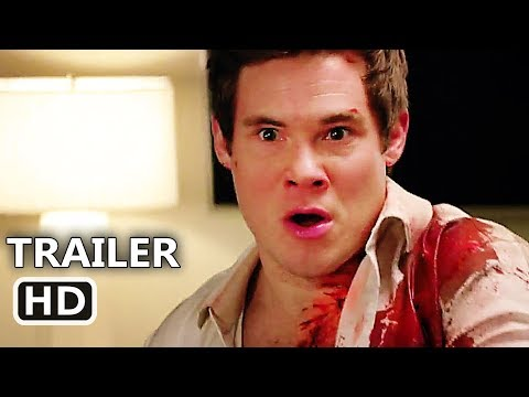 GAME OVER, MAN ! Official Trailer (2018) Netflix Comedy Movie HD