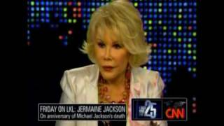 cnn larry king june 24 interview with joan rivers part 3 of 4
