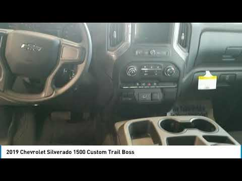 2019 Chevrolet Silverado 1500 2019 Chevrolet Silverado 1500 Custom Trail Boss FOR SALE in State Coll