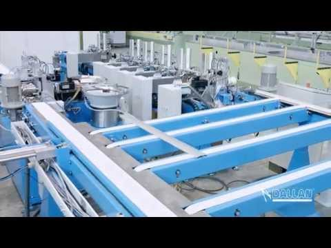 Venetian Blinds C80 high speed machine with complete automation D48CV