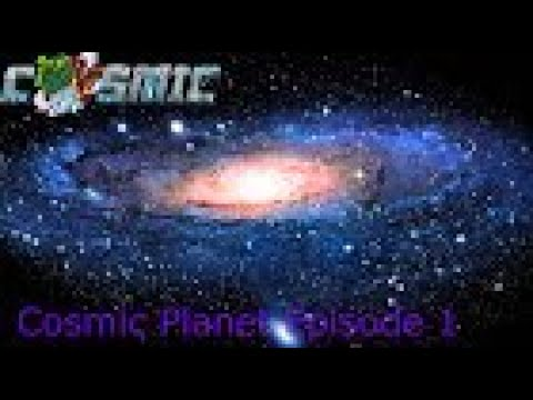 Cosmic PvP Map Cosmic Planet #1 Map 4  || The Start of something AMAZING!!!