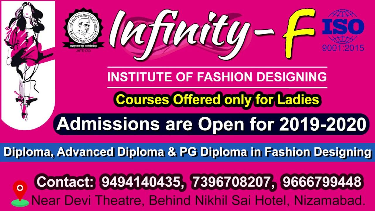 Infinity F Institute Of Fashion Designing Nizamabad Forums