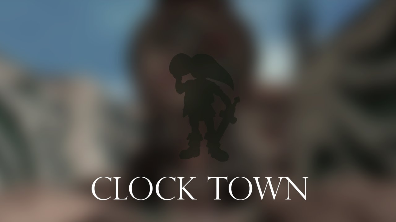 Clock Town - Instrumental Mix Cover (The Legend of Zelda ...