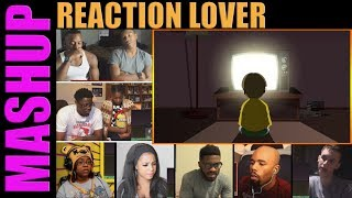 Home Invasion Horror Story Animated REACTIONS MASHUP