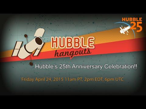 Hubble's 25th Anniversary Celebration!!!