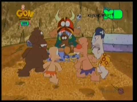 Download Gon the stone age boy Hindi Disney xd TV nice comedy kids show 27 08 2016 part 3