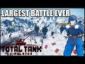 Gambar cover LARGEST Total Tank Simulator Battle EVER!