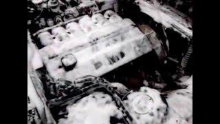 Мойка двигателя M50 кёрхером(Заехали на мойку пропылесосить машину BMW E34. После чего было принято решение помыть весь кузов)) Ну а в процес..., 2016-03-12T07:52:53.000Z)